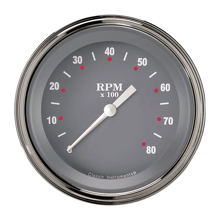 "Picture of SG Series 3 3/8"" Tachometer"