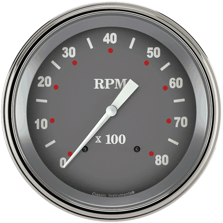 "Picture of SG Series 4 5/8"" Tachometer"
