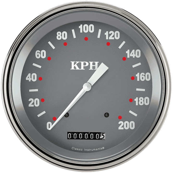 "Picture of SG Series 4 5/8"" Speedometer"