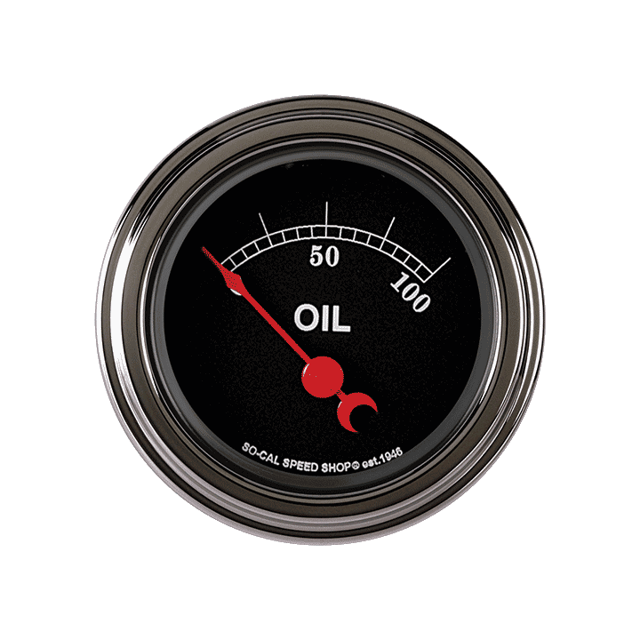 "Picture of So-Cal 2 1/8"" Oil Pressure"