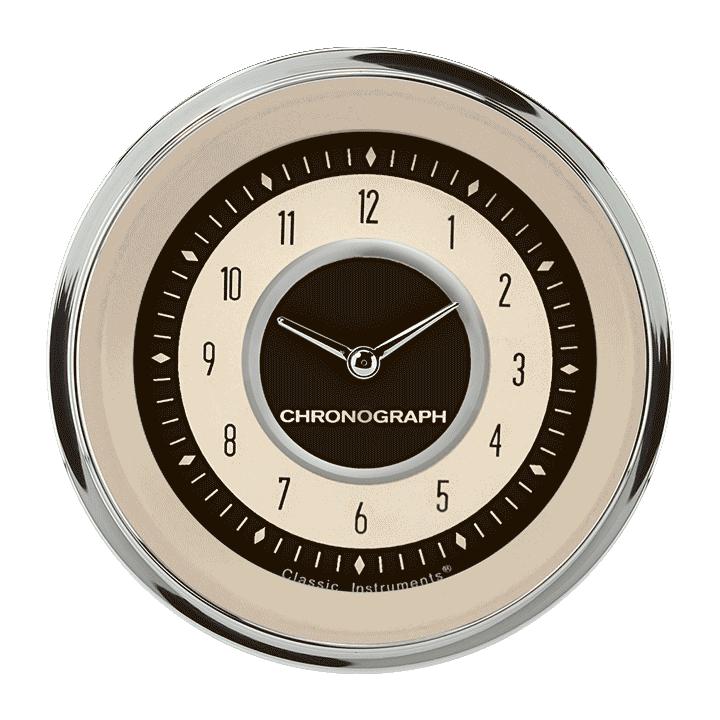 """Picture of Nostalgia VT 3 3/8"""" Clock"""