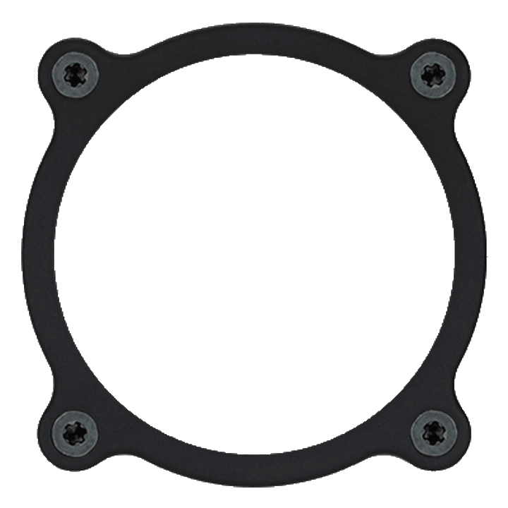 """Picture of Moal Bomber 2 5/8"""" Trim Bezel"""
