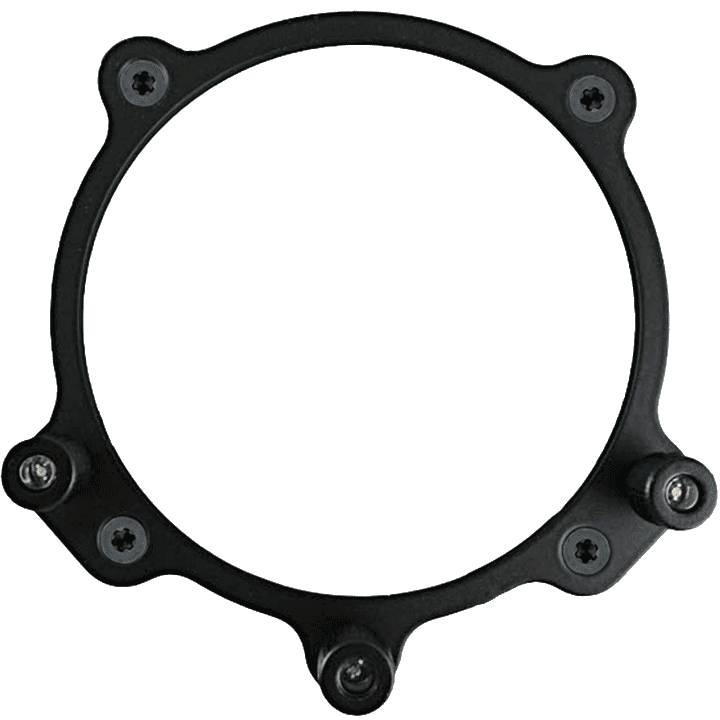 """Picture of Moal Bomber 3 3/8"""" Trim Bezel"""