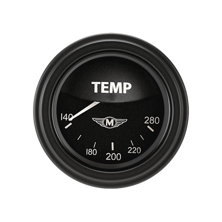 "Picture of Moal Bomber 2 1/8"" Temp"