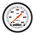 "Picture of Velocity White 3 3/8"" Low Speed Speedometer"
