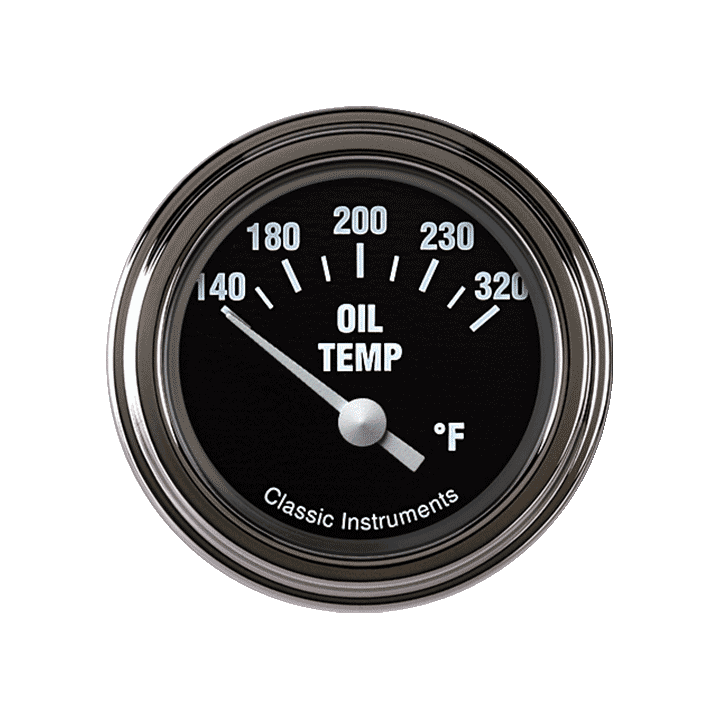 """Picture of Hot Rod 2 1/8"""" Oil Temp"""