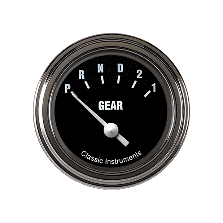 """Picture of Hot Rod 2 1/8"""" Gear Indicator"""