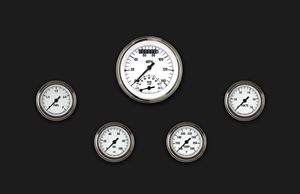 Picture of White Hot Five Gauge Set 135