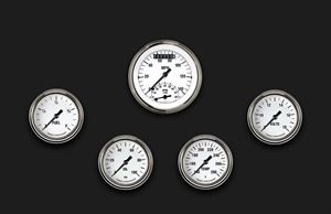 Picture of White Hot Five Gauge Set 335