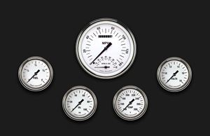Picture of White Hot Five Gauge Set 365