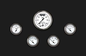 Picture of White Hot Five Gauge Set 35