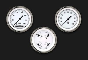 Picture of White Hot Three Gauge Set 03