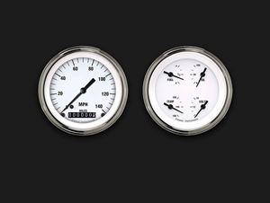 Picture of White Hot Two Gauge Set 02