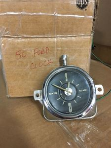Picture of 1950 Ford Clock
