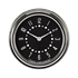 "Picture of Bel Era III Matching Black 2 5/8"" Clock"