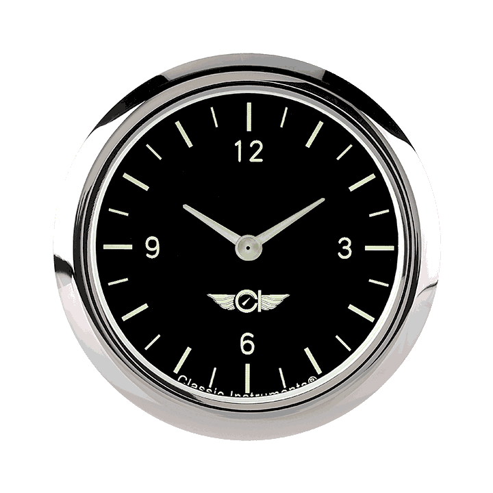 """Picture of Classic Series 2 5/8"""" Clock"""