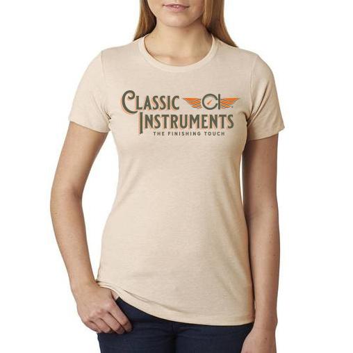 Picture of Women's T-shirt, Cream