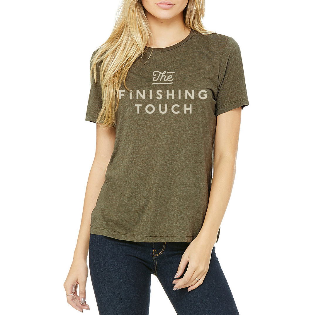 Picture of Women's T-shirt, Olive