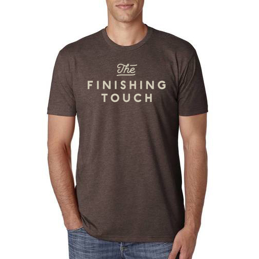 Picture of Men's T-shirt, Brown