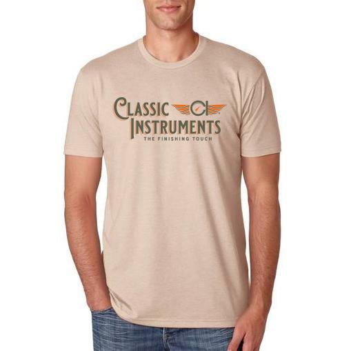 Picture of Men's T-shirt, Cream